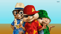 Alvin And The Chipmunks.. 1 - superstars wallpaper