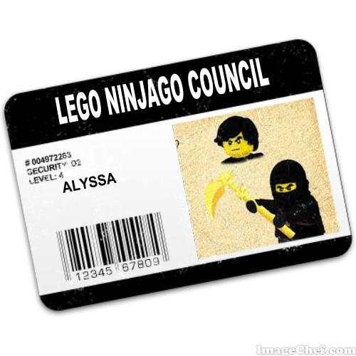 Alyssa's ID