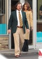 Amy Adams and Christian Bale Film 'Abscam' - amy-adams photo