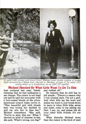 An articolo Pertaining To Michael