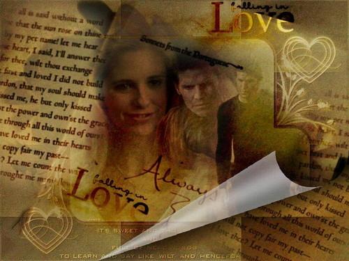 エンジェル & Buffy