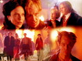 angel - Angel , Darla , Spike & Drusilla wallpaper