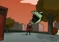Animation mistake 2 - invader-zim photo