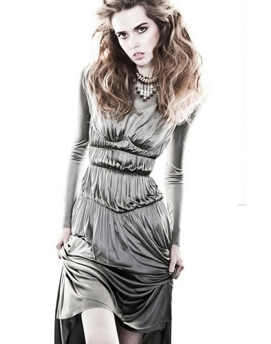 Antm winners wallpaper possibly containing a cocktail dress, a playsuit, and a chemise called Ann Ward