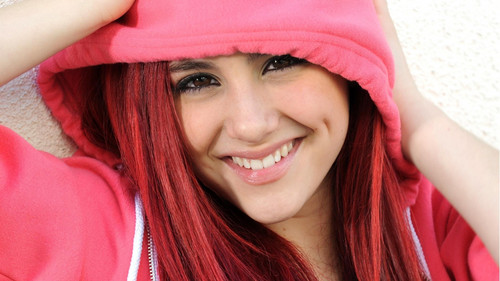 Ariana Grande wallpaper possibly with a sweatshirt entitled Ariana Grande