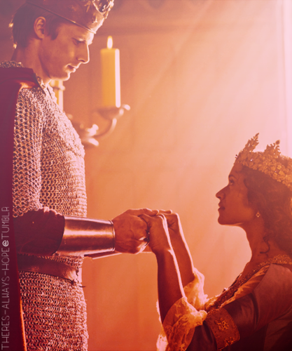 Arwen : The Coronation of His Queen [2]
