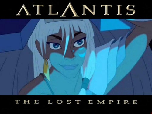 Atlantis The Lost Empire fond d'écran