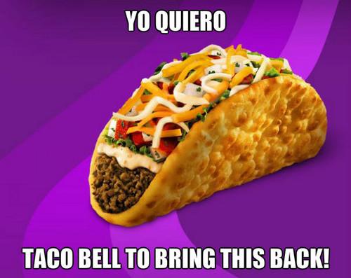 Baja Chalupa meme