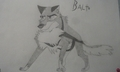 Balto heroic - balto fan art