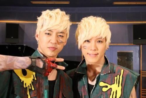 Bang Young Guk & Himchan