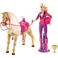 Barbie And Her Sisters In A poney Tale Doll And Horse