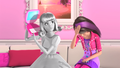 Barbie life in the dreamhouse-A Smidge of Midge