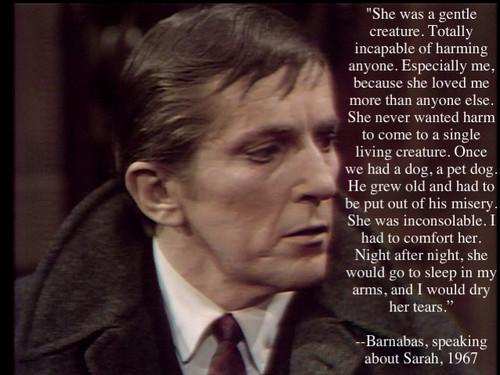Barnabas and Sarah 粉丝 Art