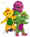 Barney and friends ಇ - memorable-tv photo