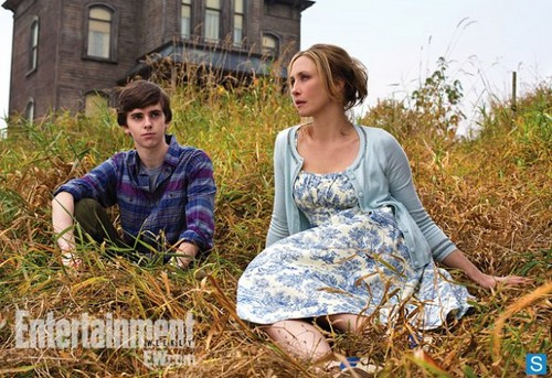 Bates Motel - Episode 1.01 - First You Dream, Then You Die - Promotional mga litrato