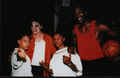 "Behind The Scenes In Making Of ""Jam"" - michael-jackson photo"