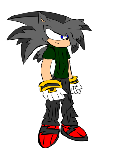 Blake The Hedgehog