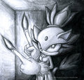 Blaze In The Darkness - sonic-the-hedgehog photo