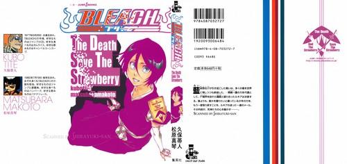 BLEACH THE DEATH SAVE THE клубника