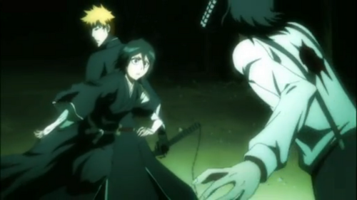 Bleach Screencaps