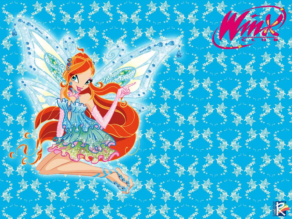 bloom the winx club wallpaper 33999390 fanpop