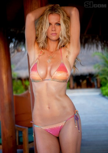 swimsuit si wallpaper containing a bikini entitled Brooklyn Decker: 2010 Issue