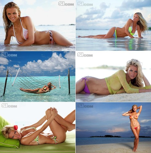 Brooklyn Decker loves Tropical Islands