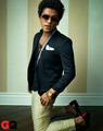 Bruno Mars Covers April Edition of GQ Magazine  - bruno-mars photo