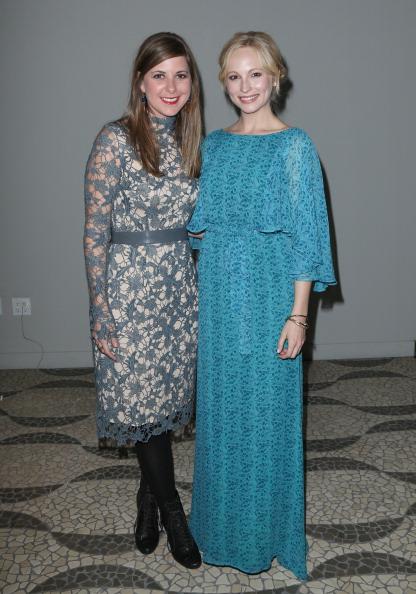Candice Accola at the GenArt Hosts chajio, chakula cha jioni Party Honoring LAFW Fashion Alumni