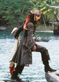 Captain Jack Sparrow! - pirates-of-the-caribbean photo