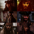 Captain Jack - captain-jack-sparrow fan art