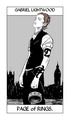 Cassandra Jean's Tarot Cards: Gabriel Lightwood {Page of Rings}. - the-infernal-devices photo
