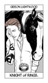 Cassandra Jean's Tarot Cards: Gideon Lightwood {Knight of Rings}. - the-infernal-devices photo