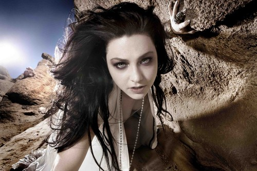 Amy Lee karatasi la kupamba ukuta possibly with attractiveness, a portrait, and skin entitled Chapman Baehler Photoshoot 2011