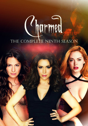 Charmed پیپر وال containing a portrait entitled Charmed Season 9