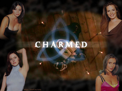Memorable TV wallpaper possibly with a portrait entitled charmed ★