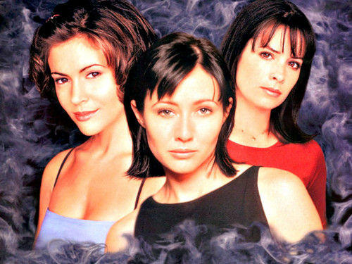Memorable TV wallpaper probably with a portrait entitled Charmed ★
