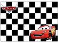 Checkered flag mcqueen customized