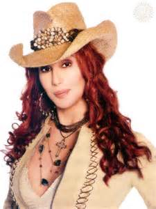 Cher پیپر وال with a snap brim hat, a campaign hat, and a بیور called Cher Western Look