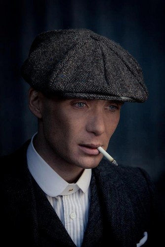 "Cillian in ""Peaky Blinders"""