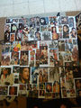 Collage Of Clippings Pertaining To Michael - michael-jackson photo