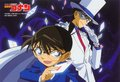 Conan and Kaito !! - detective-conan photo