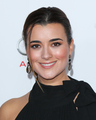 Cote de Pablo at the 22nd Hall of Fame Induction Gala 3/11/13 - cote-de-pablo photo