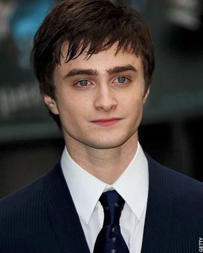 Daniel Radcliffe xxx congratulate, simply