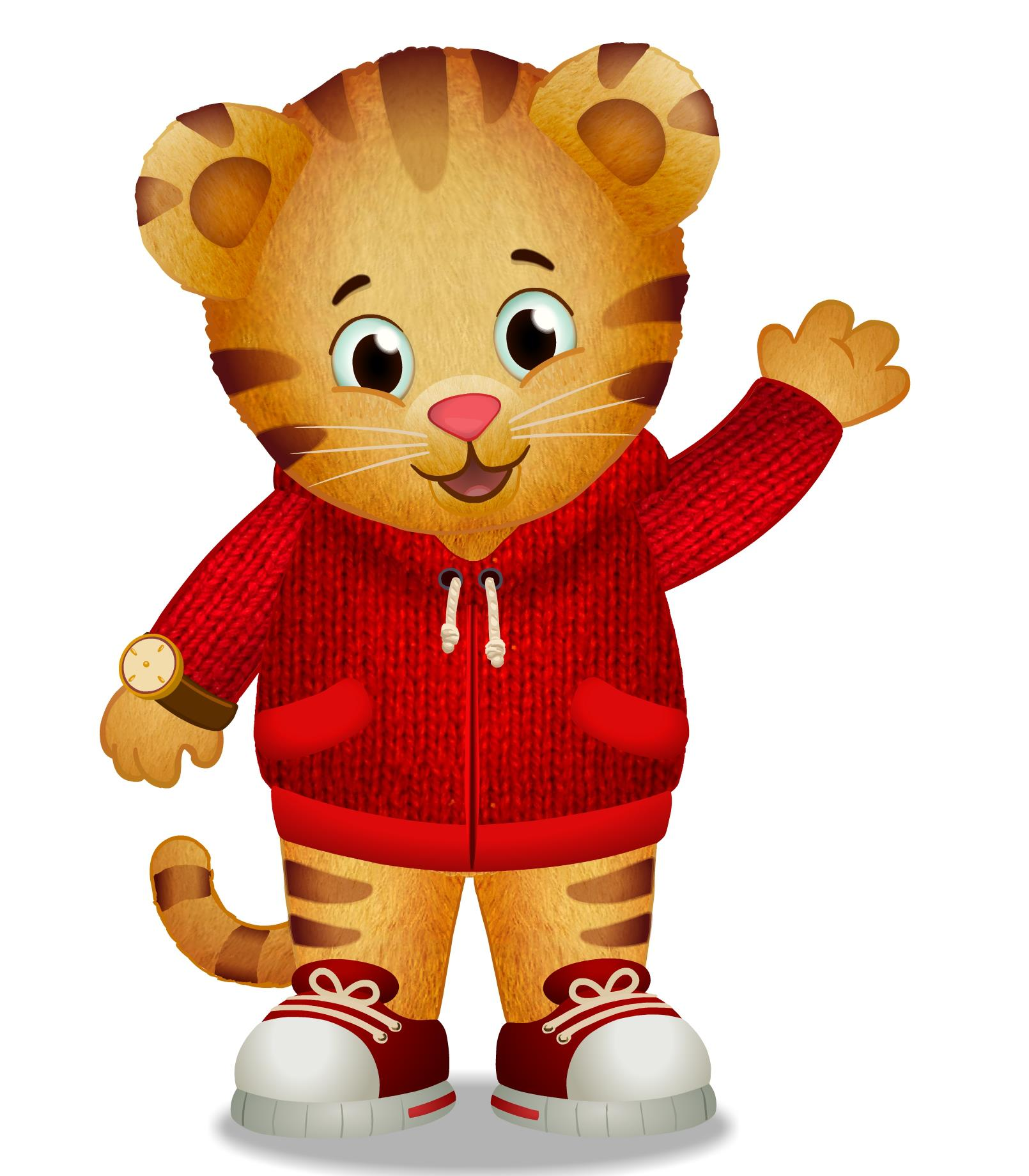 daniel tiger family coloring pages - photo#36