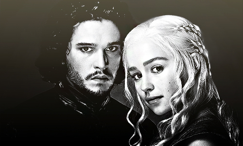 Game of Thrones wallpaper called Dany & Jon