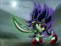 Dark Excalibur Sonic - sonic-the-hedgehog photo