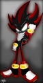 Dark Super Shadow - shadow-the-hedgehog photo
