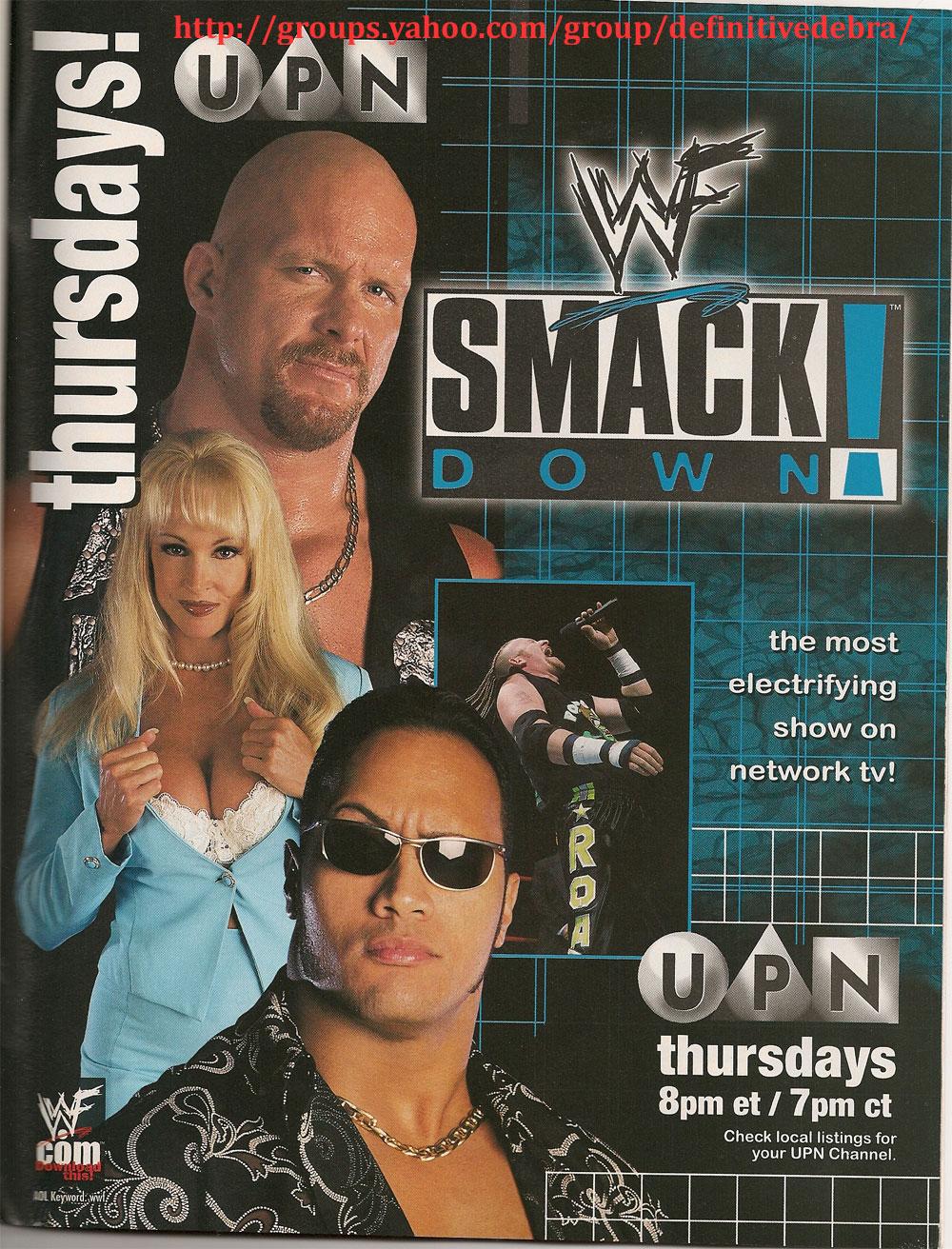 Debra - WWF Smackdown Promo