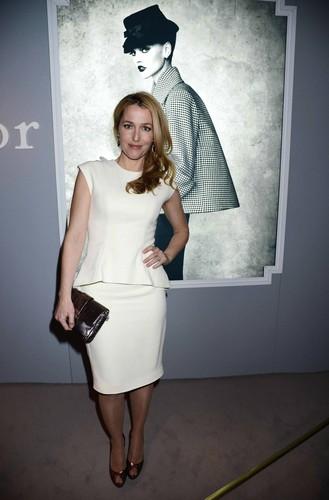 Dior at Harrods hapunan in London 2013
